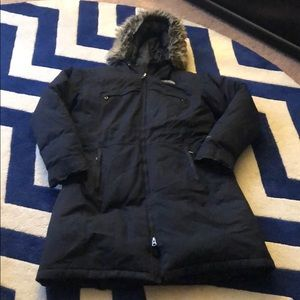 Classic North Face Down Parka